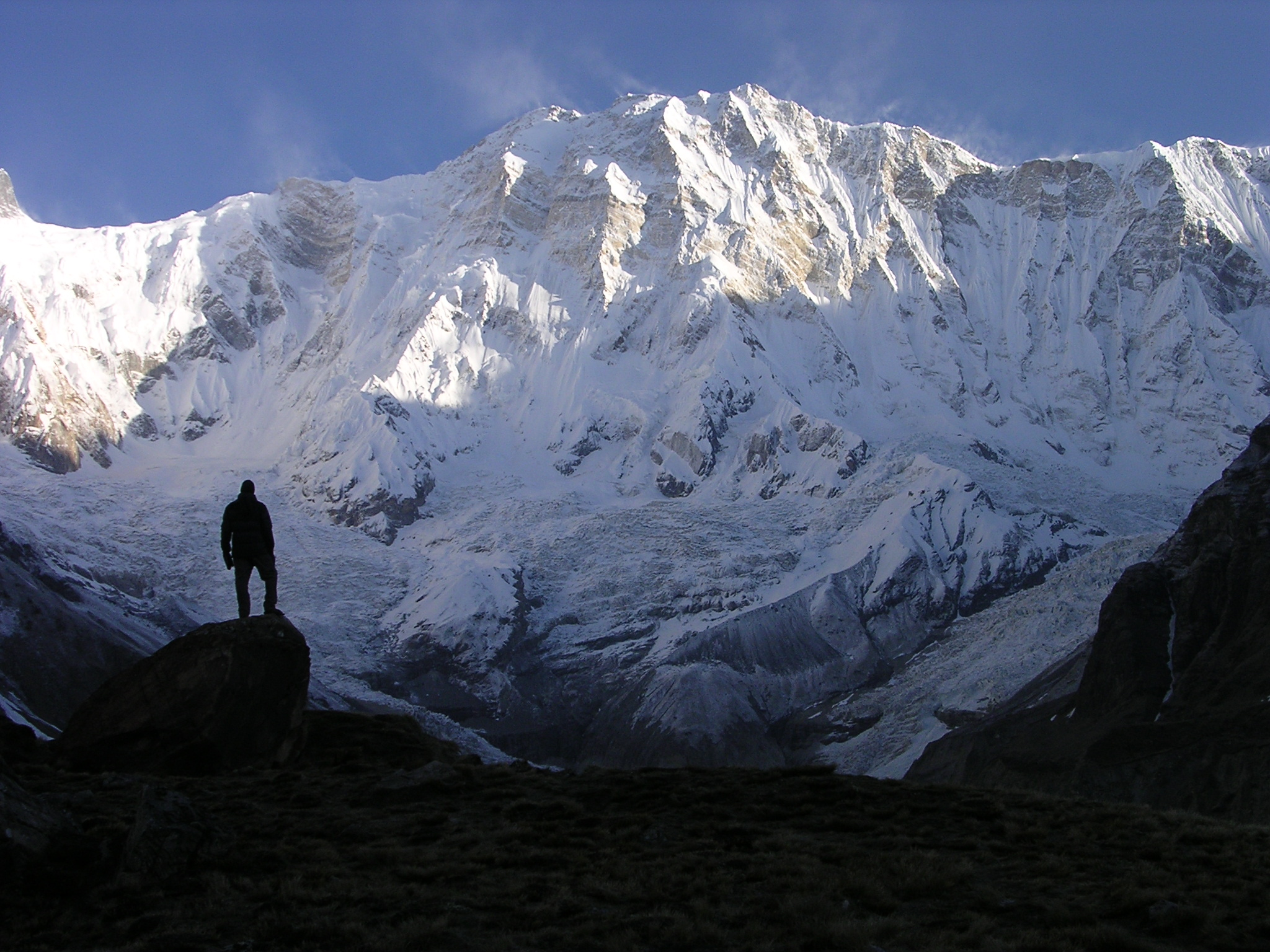 annapurna south face