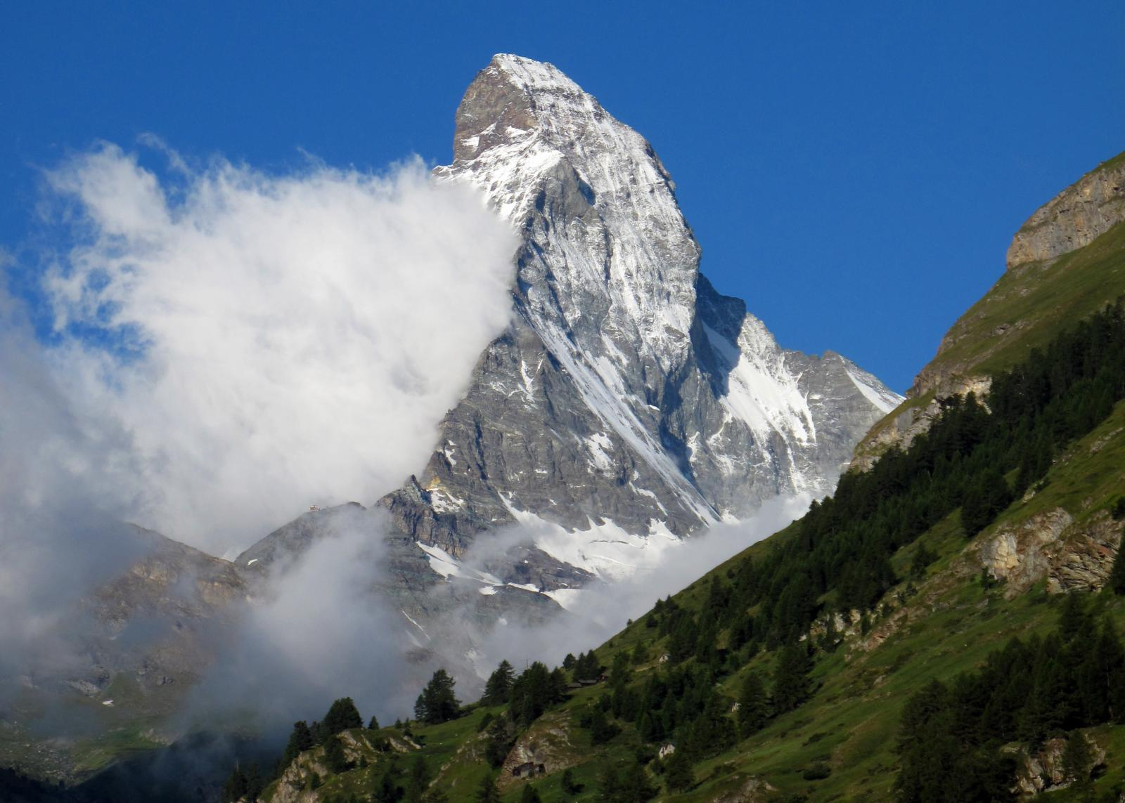 the matterhorn one of the most danegerous mountains in world