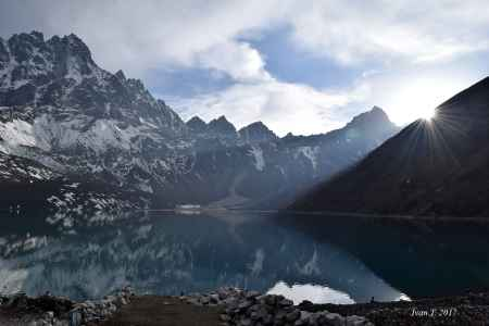 Gokyo Lake Everest