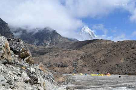 Lobuche East Base Camp Everest