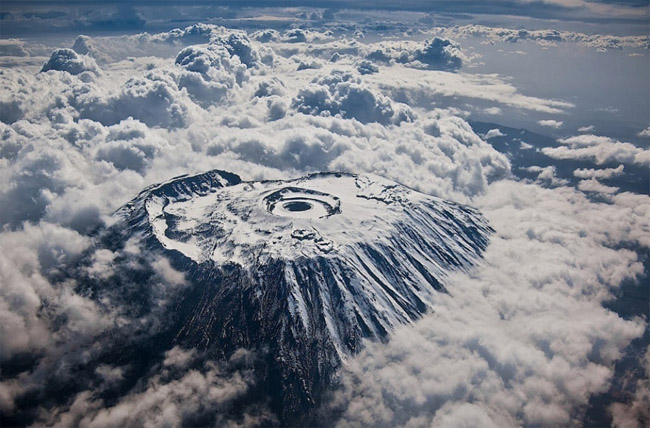 kilimanjaro tanzania beautiful mountain