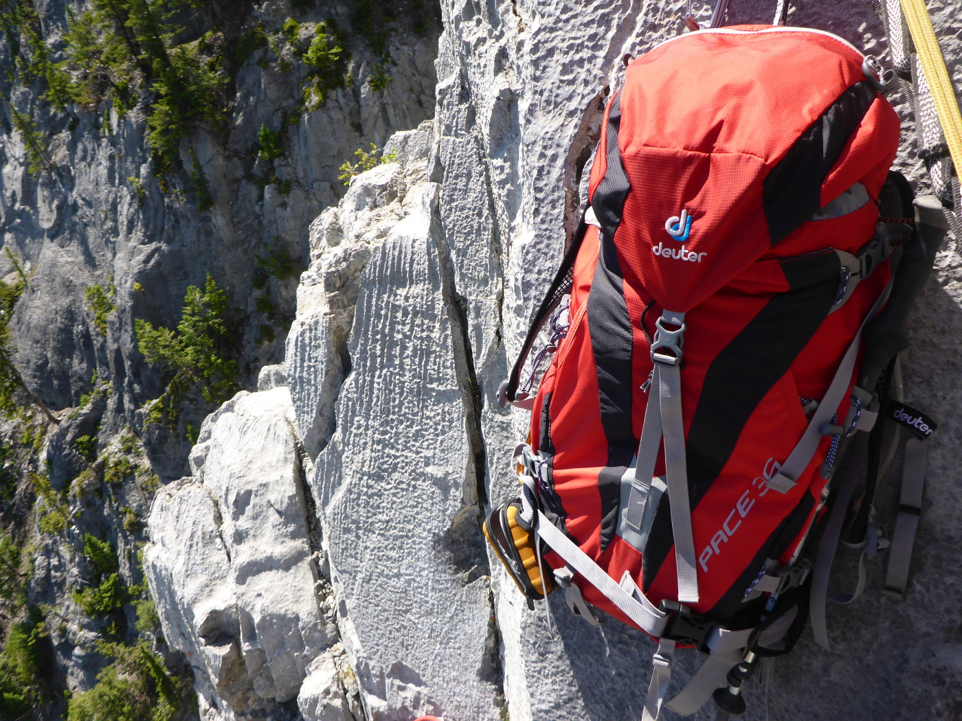 Choose The Right Alpine Climbing Backpack For You