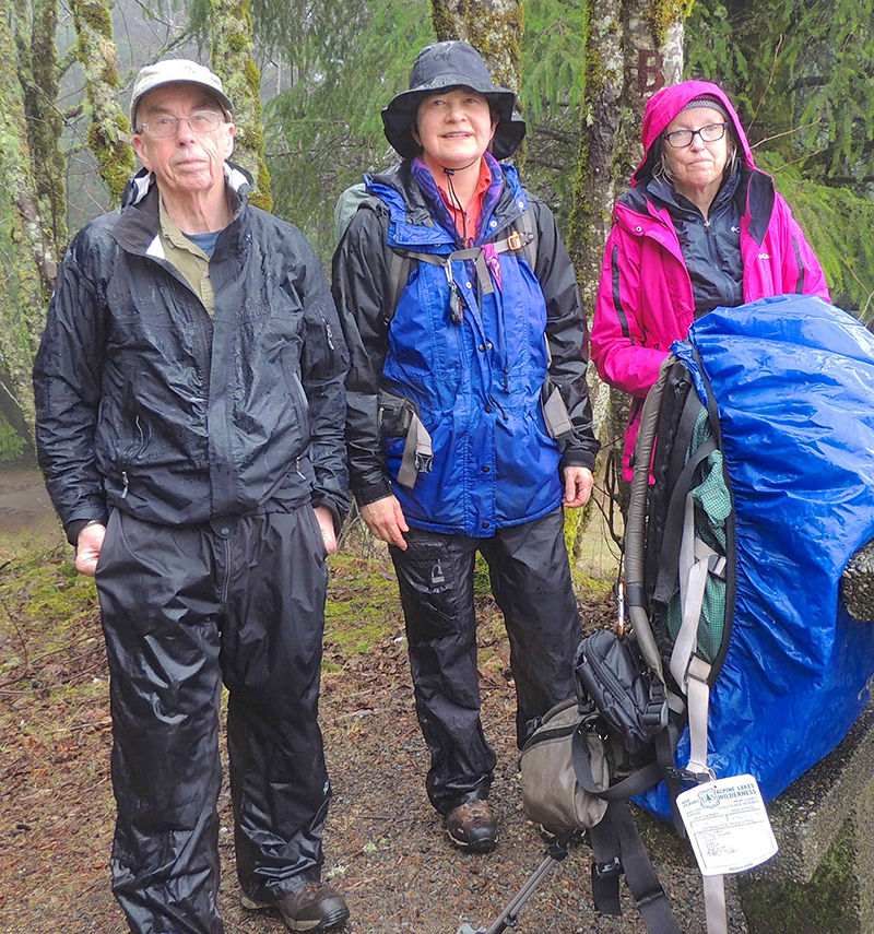clothes for rainy hiking peter stevens