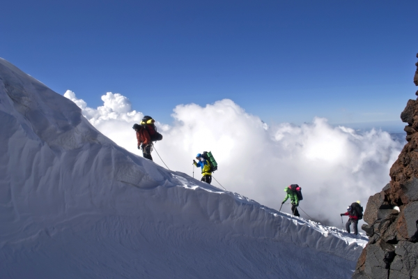 Mountaineering - passion that can be dangerous